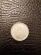 1 иена Япония 1973г