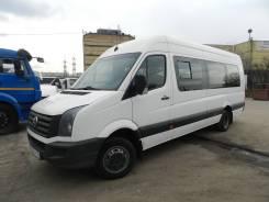 Volkswagen Crafter. Микроавтобус , 19+7 мест, 2 200куб. см., 19 мест