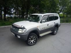 Toyota Land Cruiser Prado. автомат, 4wd, 3.0 (170л.с.), дизель, 242тыс. км
