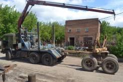 КамАЗ 5320. Продается Лесовоз-роспуск Камаз, 10 850куб. см., 8 000кг.