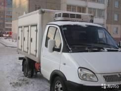 ГАЗ 3302. Продается газель реф, 2 400куб. см., 1 500кг.