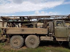 ЗИЛ 131Н. Продается буровая установка на шасси ЗИЛ-131, 6 000куб. см.