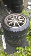"5Zigen Inperio RS-1 (Brembo OK) + Bridgestone REVO GZ 225/45R17 Б/П. 8.0x17"" 5x114.30 ET35"