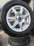 """Toprun R14 4*100 5.5J et45 + 175/65R14 Bridgestone Ice Partner 2014. 5.5x14"""" 4x100.00 ET45"""