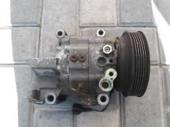 Компрессор кондиционера. Nissan Cube, ANZ10, Z10, AZ10 Двигатели: CG13DE, CGA3DE