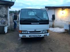 Nissan Atlas. Грузовик , 2 700куб. см., 1 500кг.