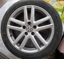 """Комплект колес с оригинальными дисками на Volkswagen - недорого. 7.5x17"""" ET17"""