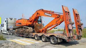 Услуга Тралов, полуприцепов от 5 тонн. до 80 тонн