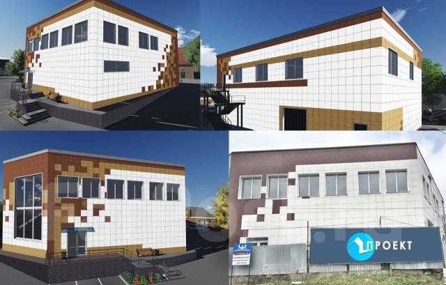 Проектирование зданий, благоустройство, дизайн фасада