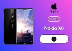 Nokia X6. Новый, 64 Гб, Черный