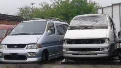 Toyota Hiace Regius. KZH46, 1KZ