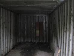 Сдам в аренду 20- ти футовый контейнер под стоянку авто или бытовку.