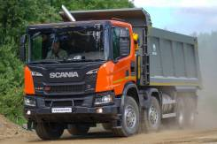 Scania P440CB. Scania P440 CB 8X4EHZ, 12 740куб. см., 30 000кг., 8x4. Под заказ