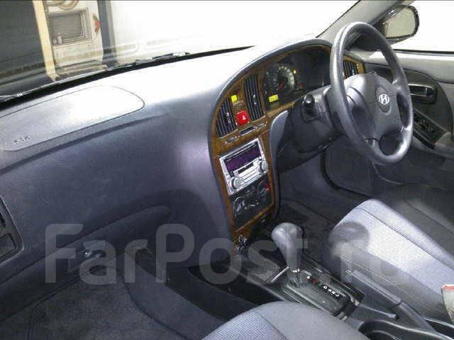 Hyundai Elantra. XD18, G4GB