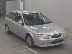 Mazda Familia S-Wagon. BJ5W, ZLDE