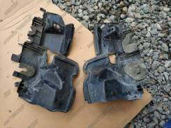 Дефлектор радиатора. Toyota Land Cruiser Prado, GDJ150, GDJ150L, GDJ150W, GRJ150, GRJ150L, GRJ150W, KDJ150, KDJ150L, LJ150, TRJ150, TRJ150L, TRJ150W