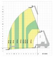 Merlo Panoramic. Телескопический погрузчик Merlo серии Panoramic P40.17EE, 4 000кг., Дизельный, 2,00куб. м. Под заказ
