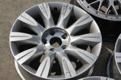 """Nissan. 7.5x17"""", 5x114.30, ET40, ЦО 66,0мм."""