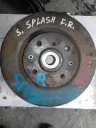 Диск тормозной. Suzuki Splash