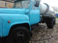 ГАЗ 53-14. ГАЗ Ассенизатор
