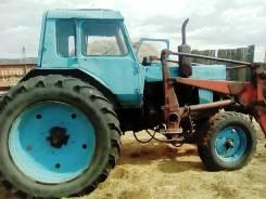 МТЗ 80. Продается трактор с арбой, 80 л.с. Под заказ