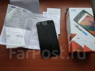 ZTE Blade L5 Plus. Б/у, 8 Гб, Черный, 4G LTE, Dual-SIM