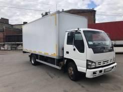 Isuzu NQR. Продается изотермический фургон 75, 5 193куб. см., 5 000кг., 4x2