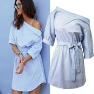 Платья-рубашки. 50
