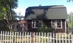 Продам или обменяю дачу из бруса. В районе Плотниково в Новосибирске. От частного лица (собственник)