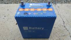 Аккумулятор AQ Battery 60B19L. 60А.ч., Обратная (левое), производство Япония