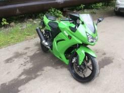 Kawasaki Ninja. 250куб. см., исправен, птс, с пробегом