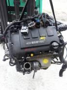 Двигатель U14NFT Mokka Trax