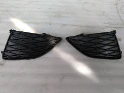 Продам заглушки противотуманные на бампер toyota Corolla