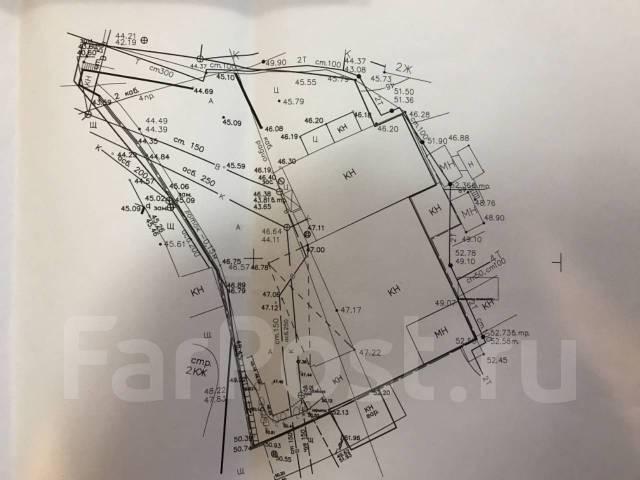 Земельный участок центре города. 2 136кв.м., собственность, электричество, вода, от частного лица (собственник). Схема участка