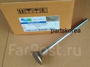 Клапан выпускной. Doosan DL08 Daewoo BS106 Daewoo Ultra Novus Двигатель DL08