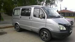 ГАЗ 2217 Баргузин. Продается ГАЗ 2217 Соболь/Баргузин, 2 500куб. см., 7 мест