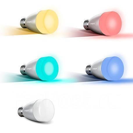 Лампы светодиодные.