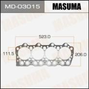 Прокладка Головки блока MASUMA 4D35 (1/10)