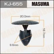Клипса пластиковая Masuma