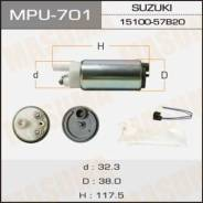 Насос топливный Masuma 90L/h, 3kg/cm2 сетка MPU-001