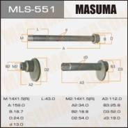 Болт-эксцентрик Masuma