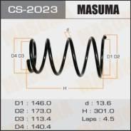 Пружина подвески MASUMA rear X-TRAIL/ T30, PNT3