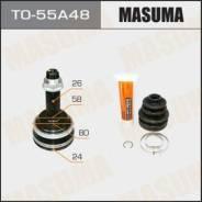 ШРУС MASUMA 24x58x26x48 (1/6)