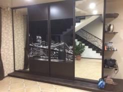 Изготовление Шкафов, Дверей купе, Гардеробных комнат, кухонь.