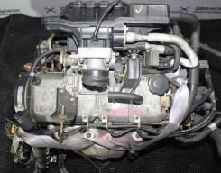 Двигатель MAZDA B5E Контрактная