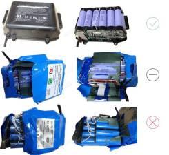 Батареи Аккумуляторы от Гироскутеров не рабочие