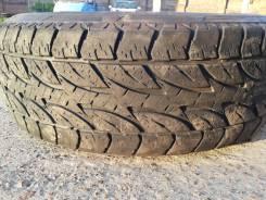 Bridgestone Dueler A/T. Всесезонные, 2008 год, 50%, 1 шт