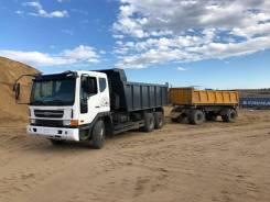 Daewoo Novus. Продается грузовик- К6 (длинная), 10 964куб. см., 25 000кг., 6x4