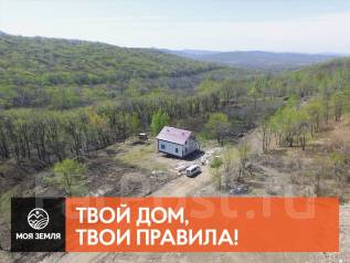 Участок с панорамным видом в развивающемся КП Зеленая сопка. 1 000кв.м., собственность, электричество, вода, от агентства недвижимости (посредник)