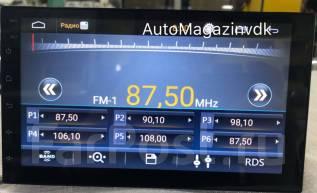 Универсальная магнитола 2DIN (178х100мм) Android 7.1.1
